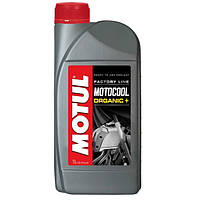 Готовая к использованию охлаждающая жидкость для мотоциклов MOTUL Motocool Factory Line -35°C 1л. 105920, фото 1