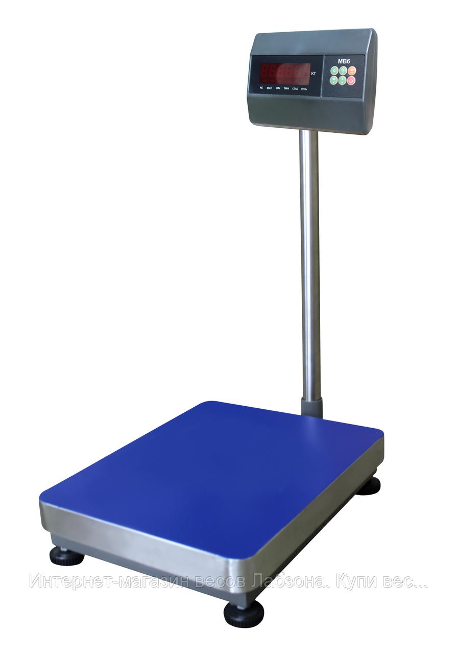 Товарные весы ЗЕВС ВПЕ (L400х500). Гарантия
