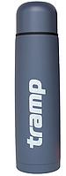 Термос Tramp Basic TRC-113 1 л, серый