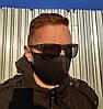 Защитная маска для лица (50 шт.), многоразовая / Маска черная + ПОДАРОК, фото 10