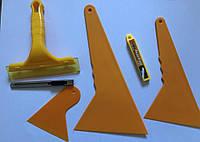 Набор инструментов для тонировки стекла
