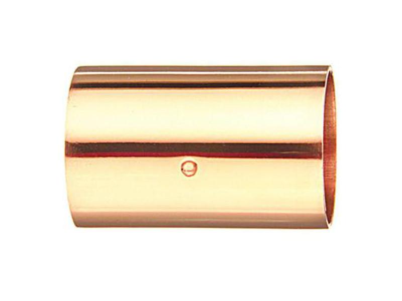Муфта мідна для мідної труби 18 мм
