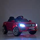 Детский электромобиль Bambi M 3981EBLR-1 Mercedes S63 AMG белый, фото 6