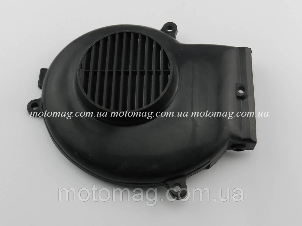 Защита (кожух) крыльчатки обдува 2т 50сс ТВ-50/60 (D1E41QMB)