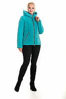 Куртка женская с капюшоном рр 44-56