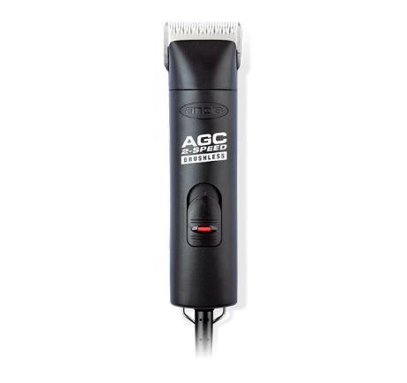 Машинка для грумінгу Andis Super AGC 2 Speed Brushless Black