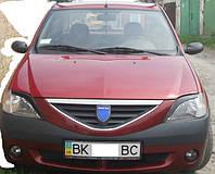 Вії Dacia Logan ( 2005 - 2008 р. в.)