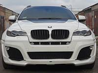Реснички BMW X6 series E71 (2008 - 2012г.в.)