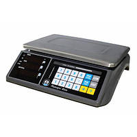 Весы торговые Вагар  с сенсорной влагозащищенной клавиатурой, фото 1