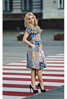 Красивое летнее платье из софта