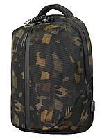 Рюкзак антивор для ручной клади OZUKO AER Fit Pack 9080 камуфляжный