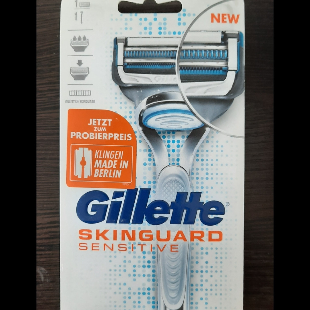 Станок для бритья Gillette Fusion Skinguard sensitive