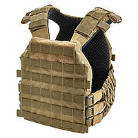 Плитоноска Plate Carrier Perun 3-20 Coyote