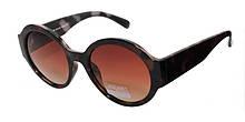 Круглые солнцезащитные женские очки Aolise Polaroid