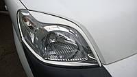 Реснички Fiat Qubo
