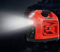 Автомобильный компрессор 399 EMERGENCY POWER | Автокомпрессор
