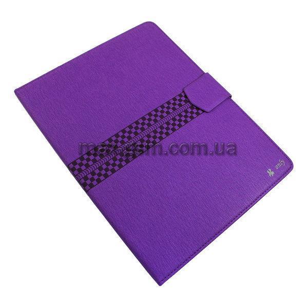 """Универсальная книжка 10"""" Fashion Case №6 violet"""