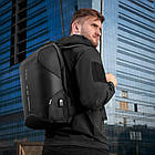M-Tac рюкзак Urban Line Anti Theft Shell Pack Dark Grey/Black, фото 10