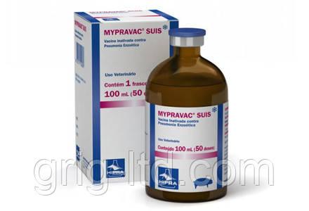 Вакцина Mypravac suis (ензоотична пневмонія свиней), 50 доз