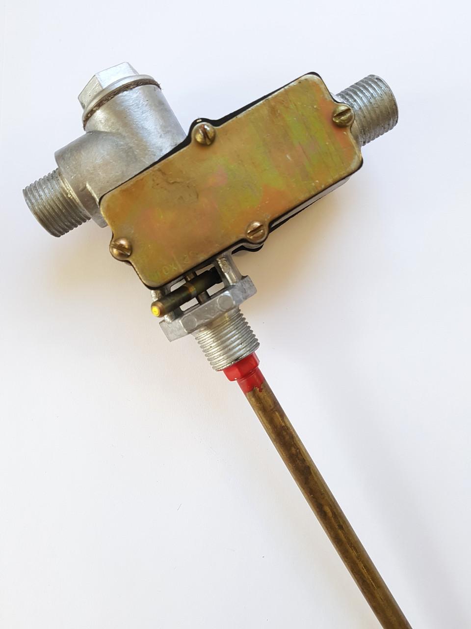 Терморегулятор АПОК. Короткий шток L-230мм