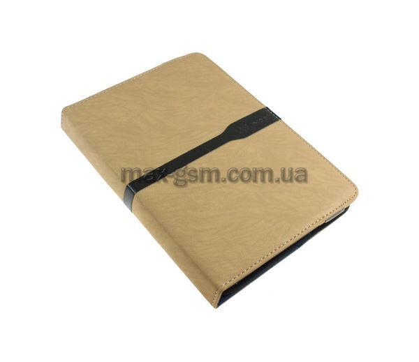 """Универсальная книжка 7"""" Fashion Case №3 beige"""