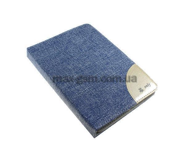 """Универсальная книжка 7"""" Fashion Case №4 blue"""