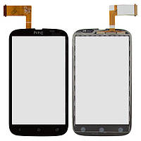 Сенсорный экран (touchscreen) для HTC Desire V T328w, оригинал