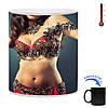 Чашка-хамелеон Belly dance 330 мл