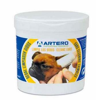 Серветки на палець для чищення вух Artero, 50шт. (шт)