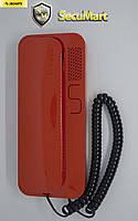 Трубка для домофона Cyfral SMART-U (Красная)