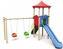 Игровая площадка Эко Isilti Park-Iр-202