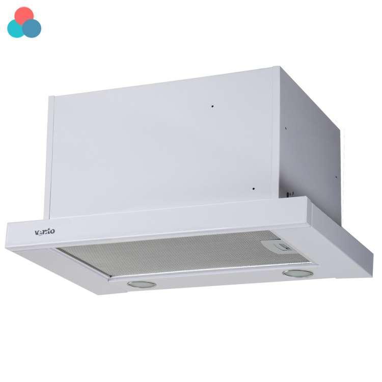Вытяжка Ventolux GARDA 50 WH (1100) SMD LED