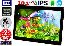 Планшет-телефон Samsung Galaxy Tab 10 2Sim, 2/32 GB, GPS,3G, навігація, 10.1 КОРЕЯ!