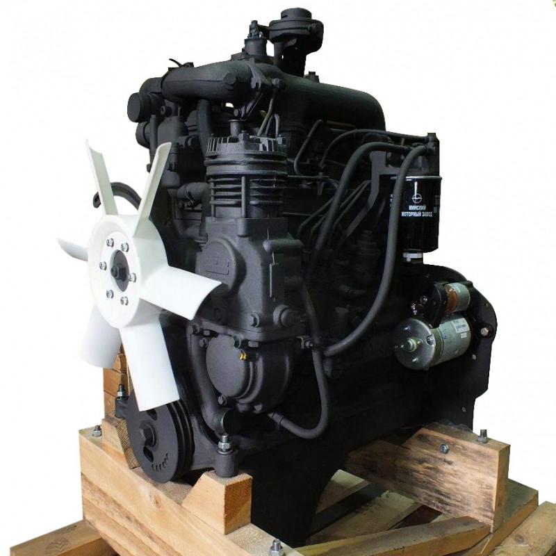 """Двигатель Д245.12с-230М(108,8 л.с) ЗИЛ-5301""""Бычок"""" (без генер) (пр-во ММЗ) Д-245.12С-230М"""