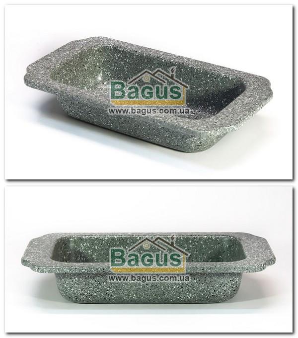 Форма для випічки хліба 28х15х5,5смс антипригарним гранітним покриттям Maestro MR-1121-28