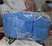 Одноразовая защитная маска для лица (100 штук в упаковке)