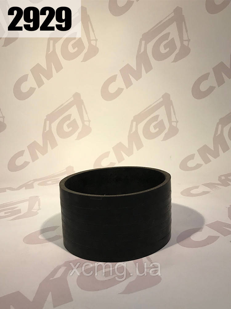 Патрубок інтеркулера 81560110220 двигуна Weichai WD615