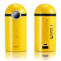 Внешний аккумулятор Remax Cutie 10000mAh RPL-36, yellow