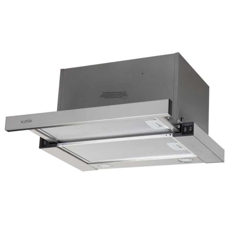 Витяжка Ventolux GARDA 50 INOX (1100) SMD LED