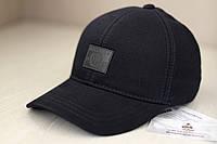 Классическая синяя  кепка с кожаным логотипом Tommy Hilfiger,  FlexFit