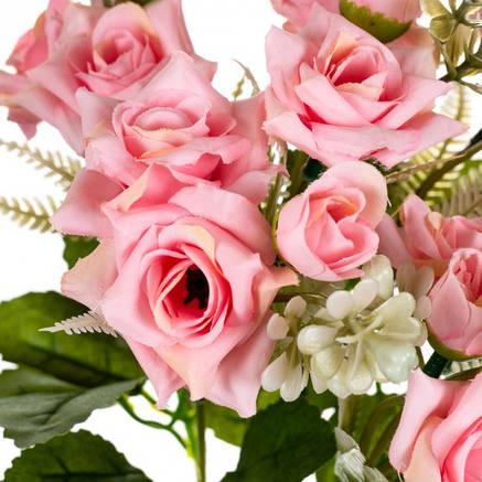 """Букет """"Розы нежно-перламутровые"""", фото 2"""