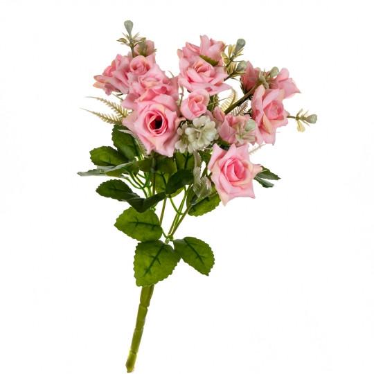 """Букет """"Розы нежно-перламутровые"""""""
