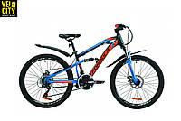 """Велосипед 24"""" Formula BLAZE DD 2020"""