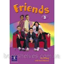Учебник  Friends 3 Student's book