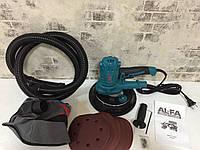 Шлифовальная машина по штукатурке с подсветкой  AL-FA ALDWS15  /  1500Вт