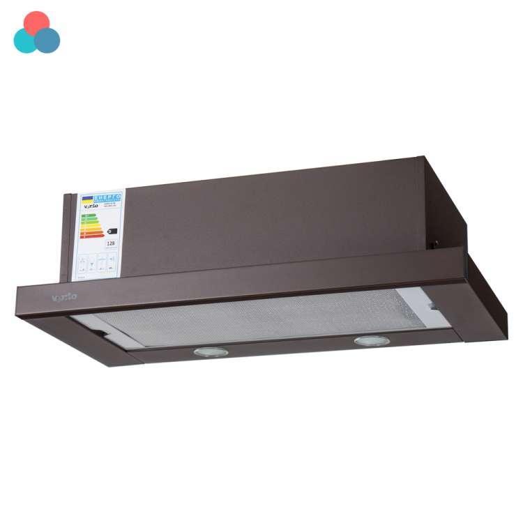 Витяжка Ventolux GARDA 60 BR (800) SMD LED