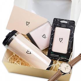 Подарочный набор для девушек  ZIZ Сердечко