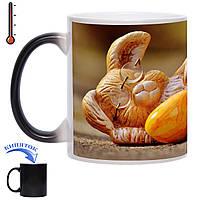 Чашка-хамелеон Пасхальный мечтатель 330 мл, фото 1