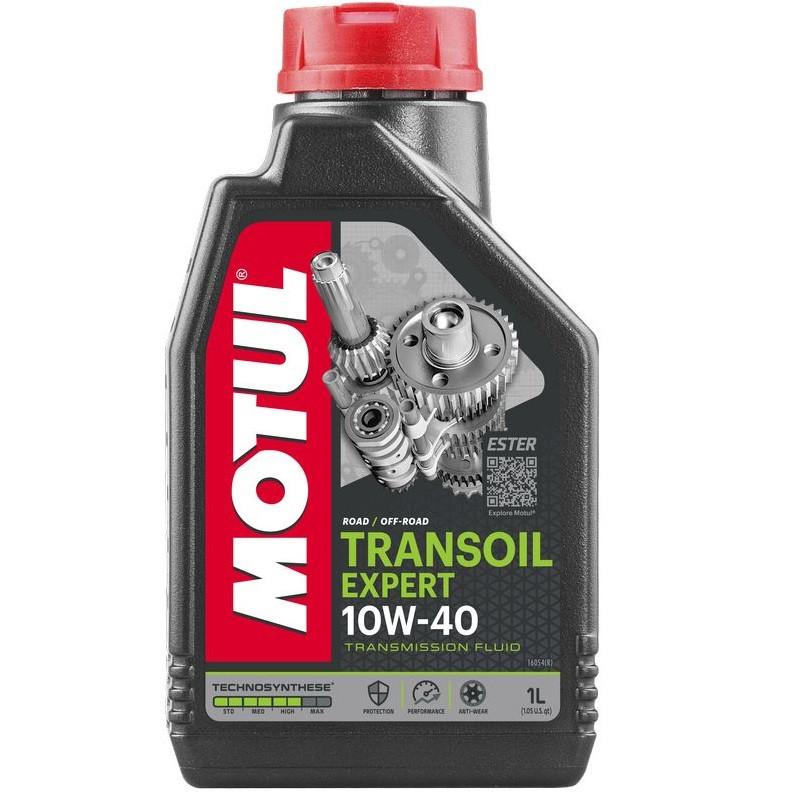 Масло трансмиссионное Technosynthese MOTUL Transoil Expert SAE 10W40 1л. 105895/807801
