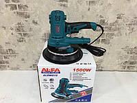 Шлифовальная машина  для стен и потолков  AL-FA ALDWS15  / Профессиональная : 1500Вт